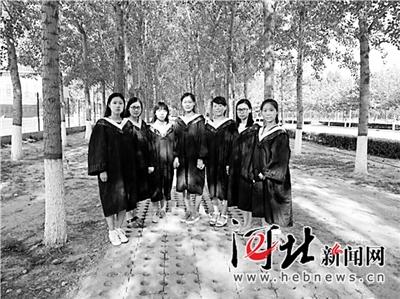 邯郸学院一女生宿舍7人全部考研成功