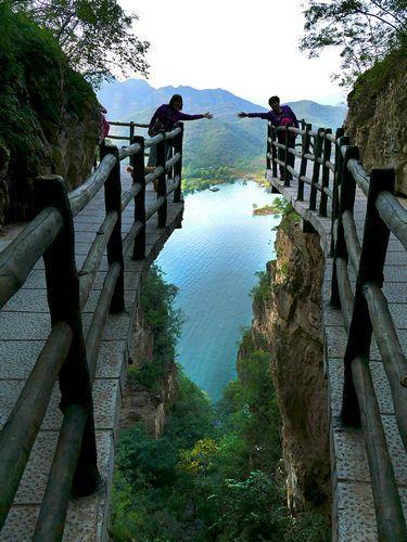 保定易水湖风景区