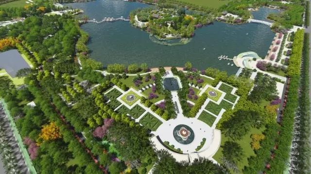"""石家庄要建最大公园,还有两个公园将""""大变身""""!"""