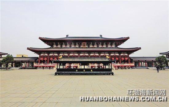 唐山南湖(唐山世园会)十六景名称揭晓(组图)