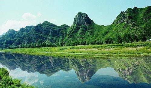 奇石河风景区多少级